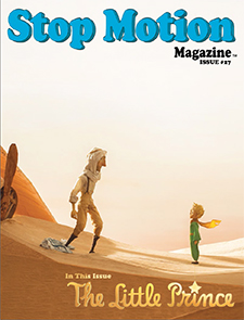 Stop Motion Magazine issue #27