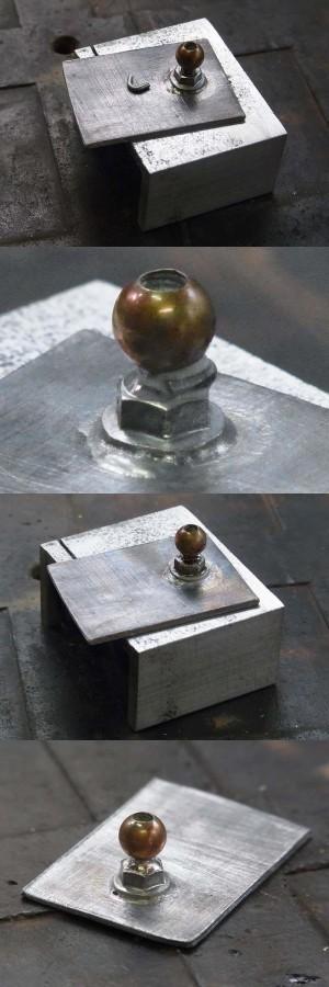 鉛の足っぺた加工手順2