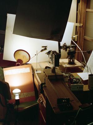 ストップモーション撮影 at Studio FX