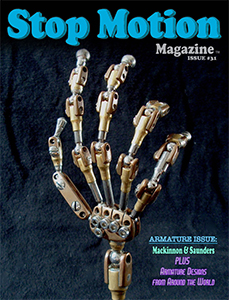Stop Motion Magazine issue #31