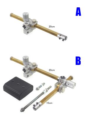 1軸化・3軸化 オプション